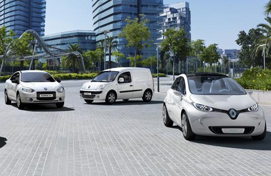 Renault Z.E., test drive a Milano il 24-25 ottobre per Mobilitytech 2011