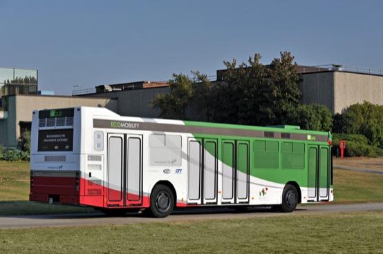 Pininfarina Hybus, l'autobus ibrido al MobilityTech di Milano fino al 25 ottobre