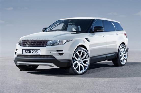 Range Rover, anteprima della quarta generazione