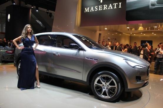 Maserati, il SUV si chiamerà Cinqueporte?