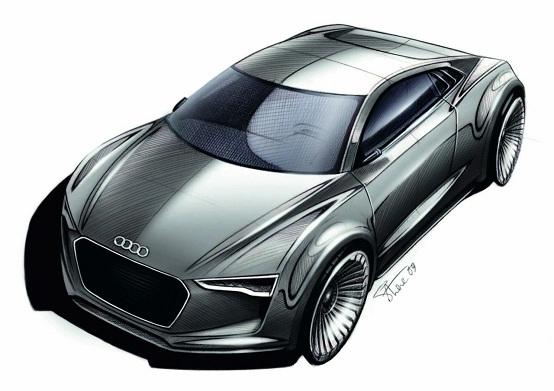 """Audi R4, ancora indiscrezioni sulla """"piccola"""" sportiva di Ingolstadt"""