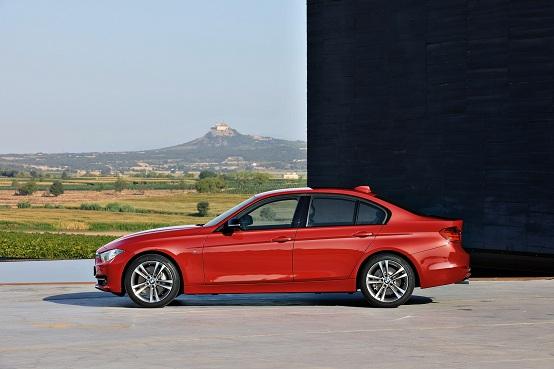 BMW Serie 3 produzione