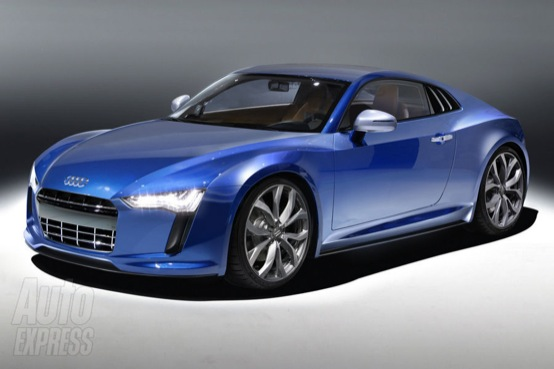 Audi R4, a breve l'arrivo della piccola R8