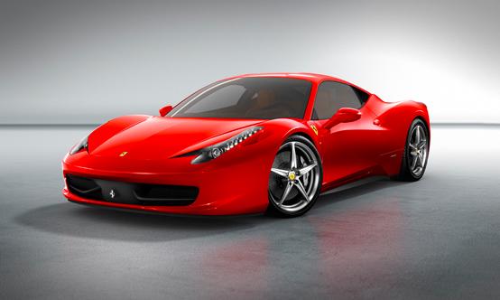 "Ferrari 458 Italia: due volte ""Performance Car of the Year"""