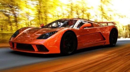Genty Automotive Akylone, l'anti-Veyron