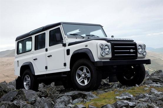 Land Rover Defender, rimarrà in gamma sino al 2017