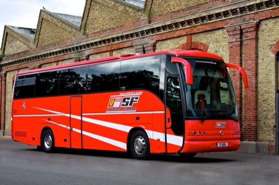 Motorhome Scuderia Ferrari In Vendita L Autobus Di