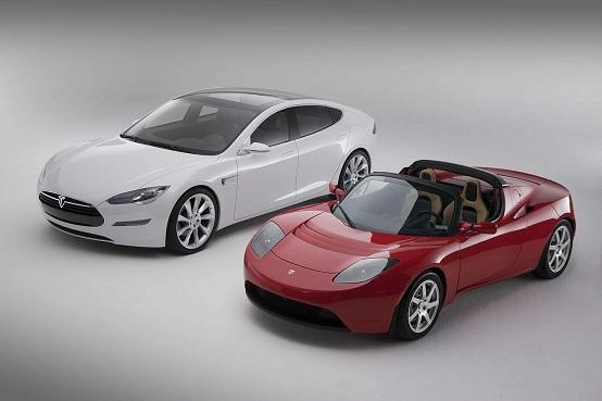 Tesla, la nuova Roadster in listino nel 2014