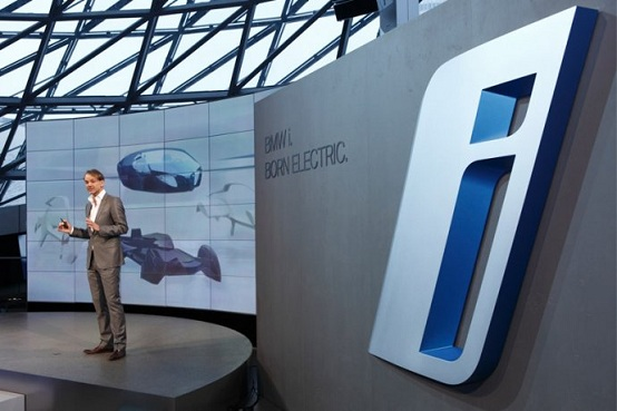 "BMW, vendite ""alternative"" per la gamma ""i""?"