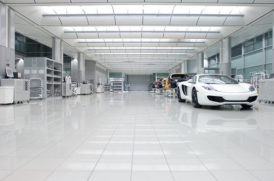 McLaren Production Centre, video del nuovo cuore produttivo di Woking