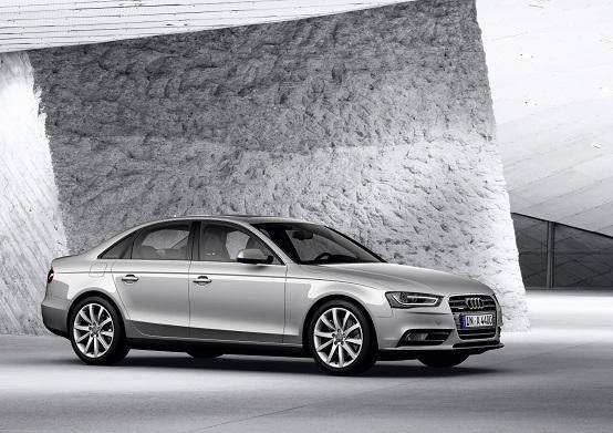 Audi A4 berlina restyling e Audi A4 Avant restyling: prezzi ufficiali italiani