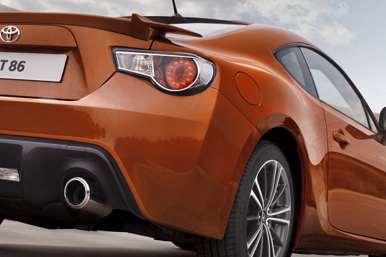 Video: Toyota GT 86