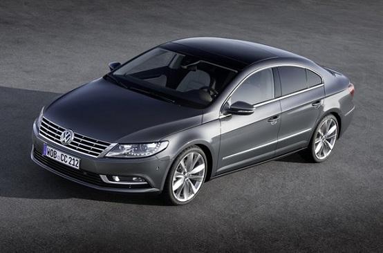 """Volkswagen Passat CC, dopo il restyling il nome diventerà """"Volkswagen CC""""?"""