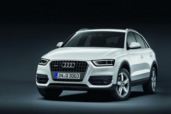 Audi Q3, la versione sportiva del SUV arriverà prima della prossima estate
