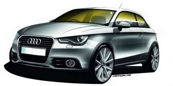 Audi, un nuovo registro stilistico per il brand dei Quattro Anelli
