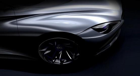 Infiniti, teaser ufficiali di una nuova vettura elettrica sportiva