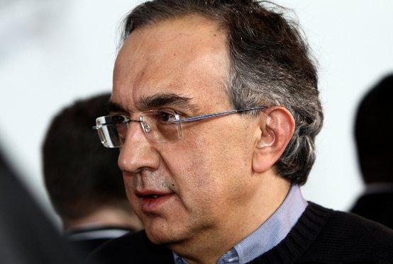 FIAT : Dichiarazione dell'amministratore delegato Sergio Marchionne