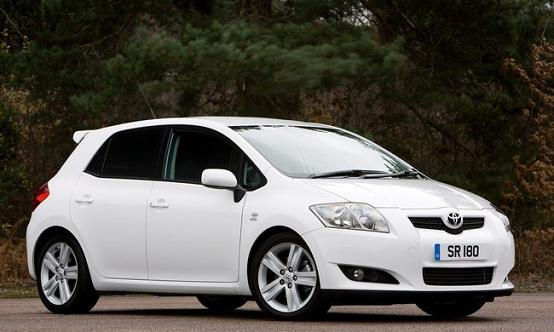 Toyota, la nuova Auris arriva nel 2012