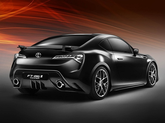 Video: Toyota FT-86, teaser ufficiale