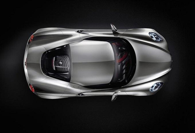 Alfa Romeo 4C, per la sportiva del Biscione un nuovo telaio?