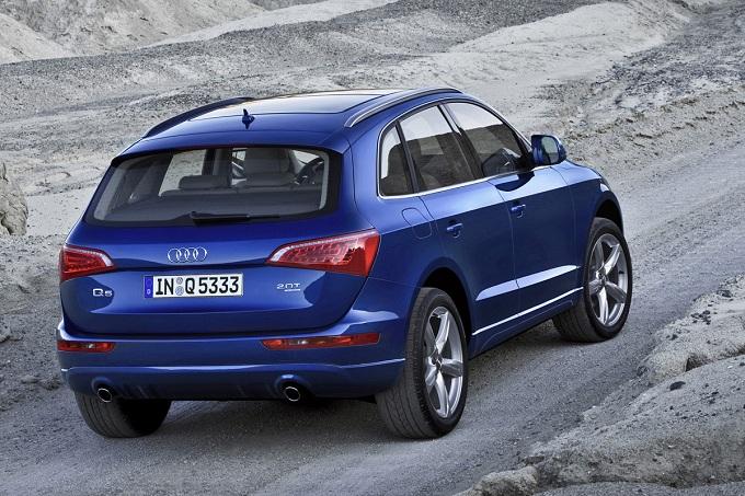 Audi, nuovi motori per i SUV Q5 e Q3 e per la media A5. Nuovi prezzi per A6