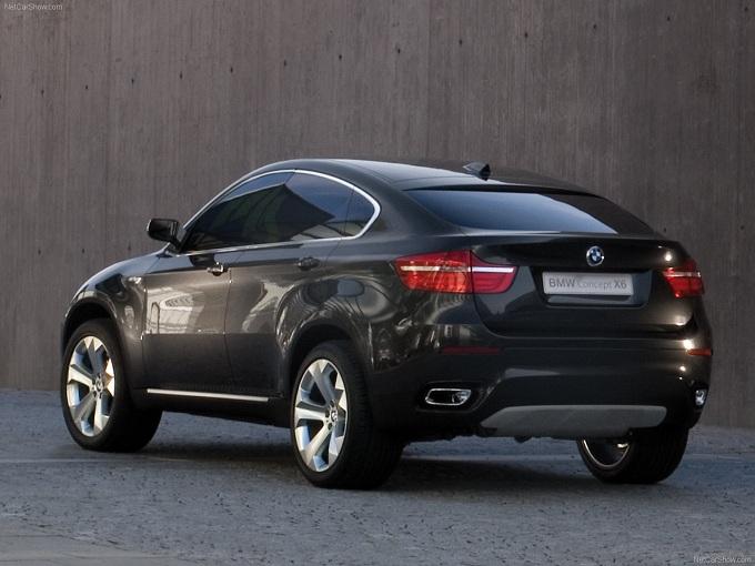 BMW X6, nuovi dettagli sulla versione (sportiva) M50d
