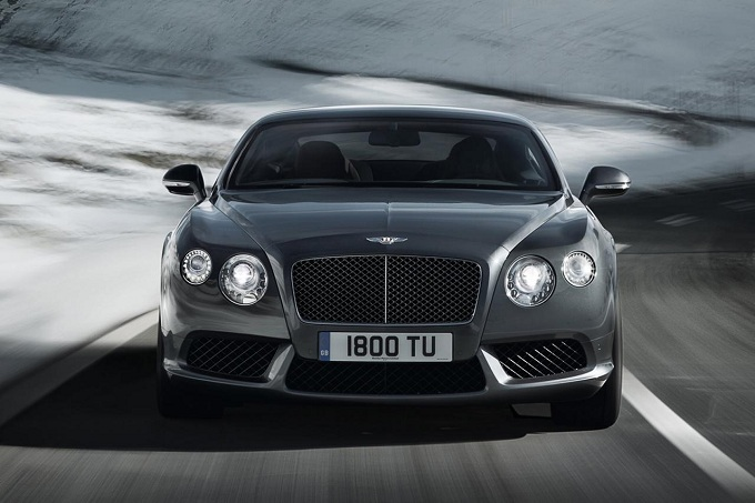 Bentley Nuova Continental Gt V8