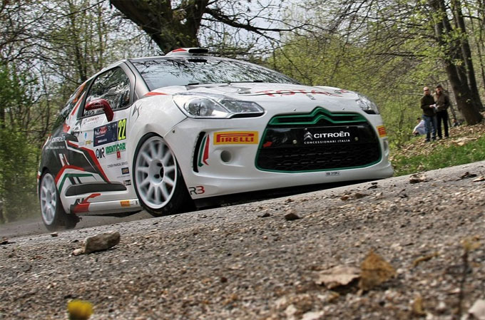 Citroen DS3 R3: test drive