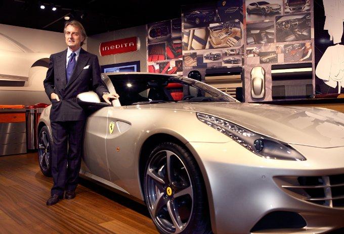 Ferrari Tailor-Made