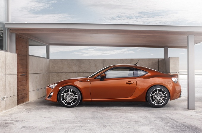 Toyota, in arrivo una versione turbo di GT 86?
