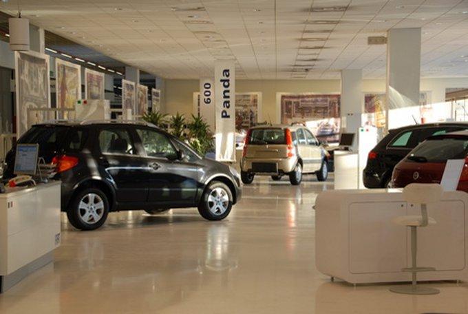 Immatricolazioni auto a novembre 2011: -9,25 % rispetto a novembre 2010