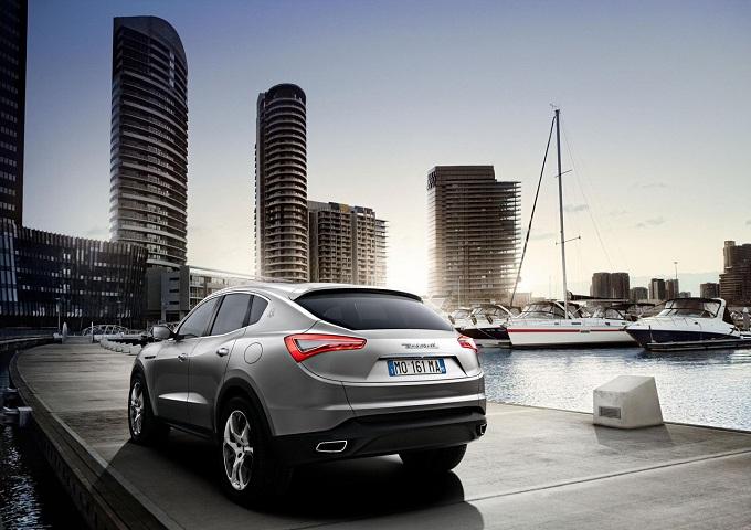 Maserati Kubang Concept: il SUV Premium sarà al Salone di Detroit 2012