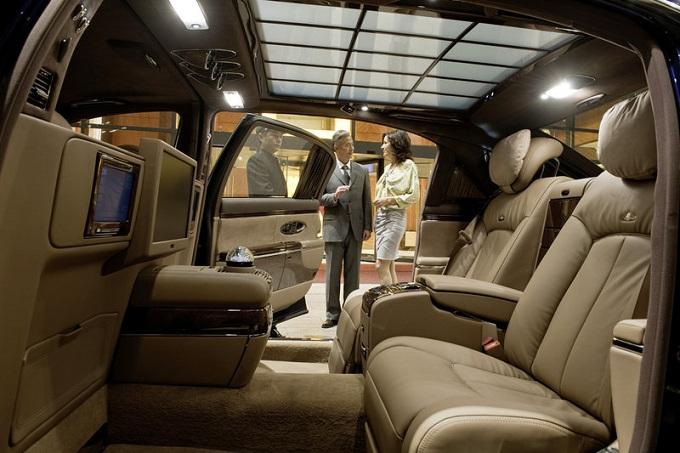 Maybach, in Nord America i prezzi della limousine aumentano