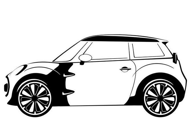 MINI Rocketman, la citycar potrebbe essere prodotta con l'aiuto di Toyota