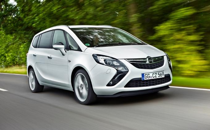Nuova Opel Zafira Tourer a metano: la migliore autonomia del segmento