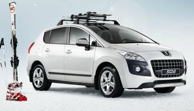 Peugeot 3008 Rossignol Experience
