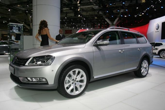 Volkswagen Passat Alltrack (Фольксваген Пассат Олтрек