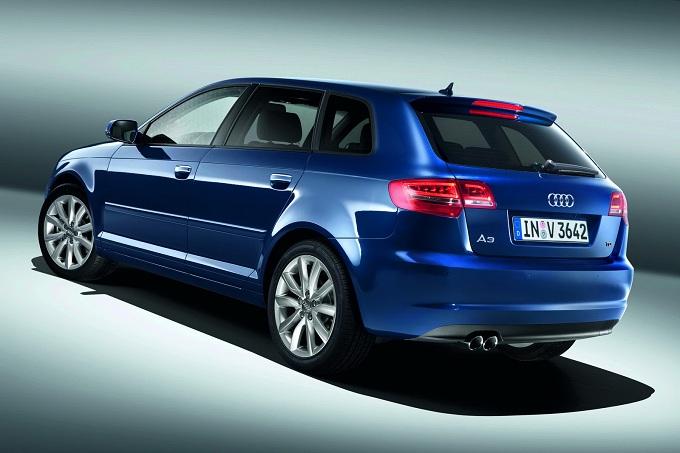 Audi A3, nuova versione Limited Edition