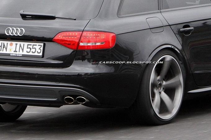 Audi RS4 Avant, bocciata la super-station wagon di segmento D?