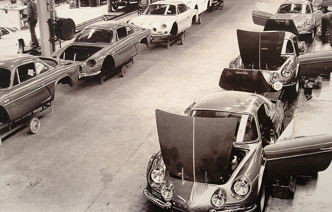 Alpine, una concept car al Salone di Parigi 2012?