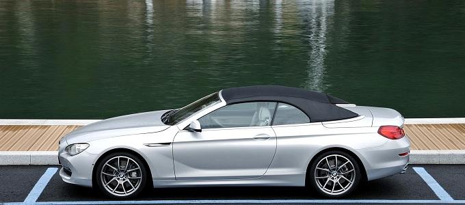 BMW 640d Coupé e Cabrio, arriva la trazione integrale xDrive