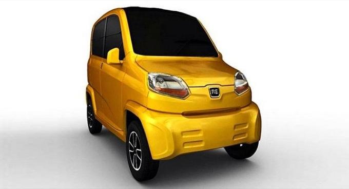 Bajaj RE60, la nuova auto indiana rivale della Tata Nano