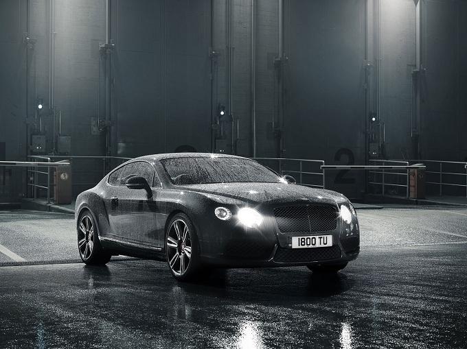 Bentley, in arrivo vetture ibride con motori benzina W12 e V8