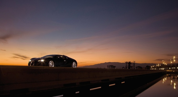 Bugatti prenota la fornitura di trasmissioni per altri due anni