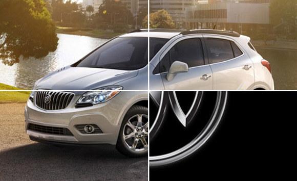 Buick Encore, quasi svelato il SUV compatto: tre teaser mostrano le forme