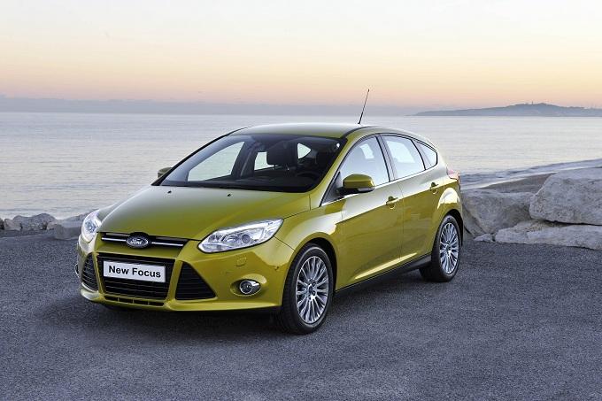 Ford Focus 1.0 EcoBoost, da febbraio in vendita