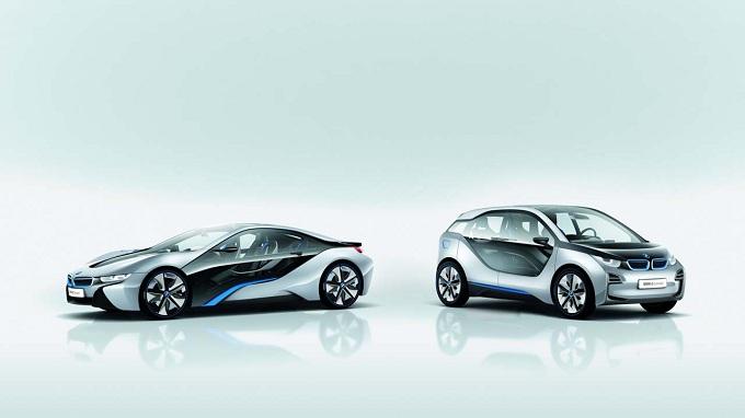 BMW i5: potrebbe essere una monovolume media