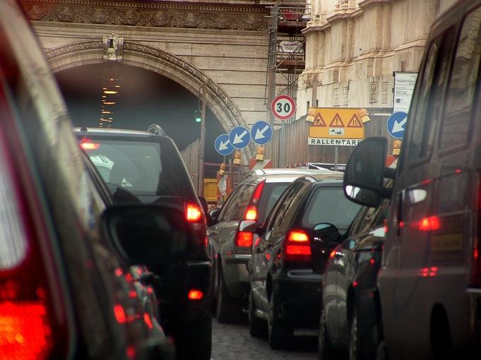 Legambiente boccia l'Italia, troppo smog nel 67% delle città