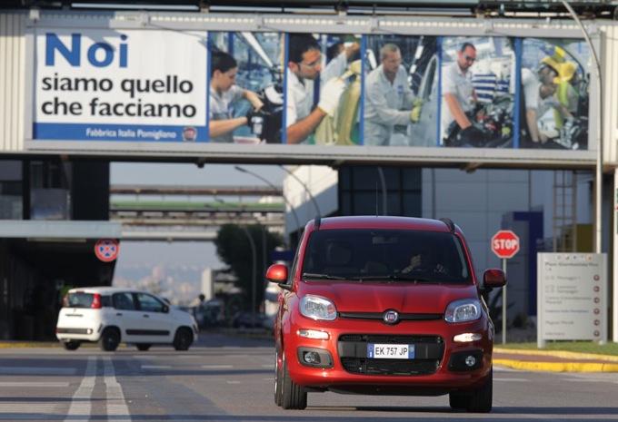 Nuova Fiat Panda - Pomigliano d\'Arco