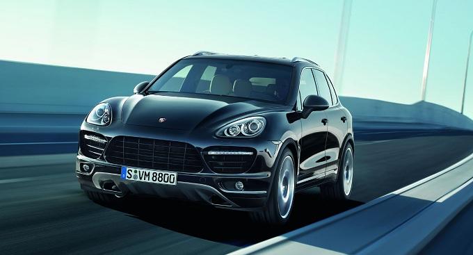 Porsche Cayenne GTS, arriverà al Salone di Parigi 2012?